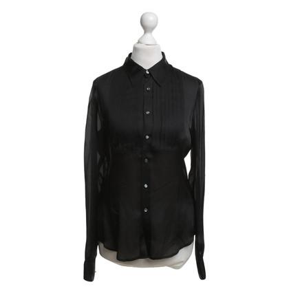 Ralph Lauren Silk blouse in black