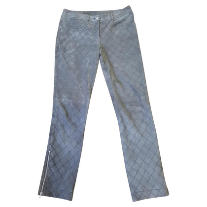 Chanel pantaloni di pelle