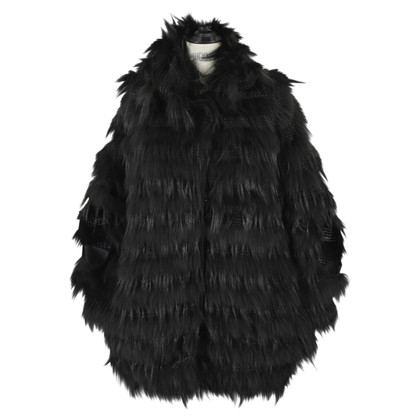 Fendi Jacket made of cashmere / fox fur