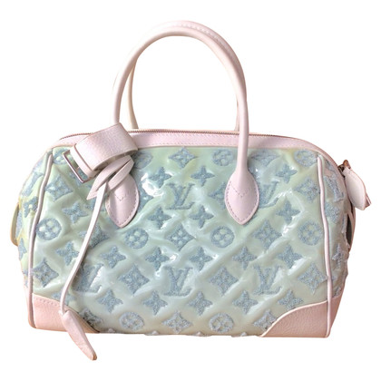"Louis Vuitton ""Speedy Bouclette sherbet"""