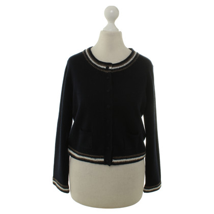 Paule Ka Cardigan in dark blue