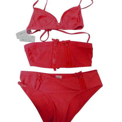 Eres Bikini combination with zipper