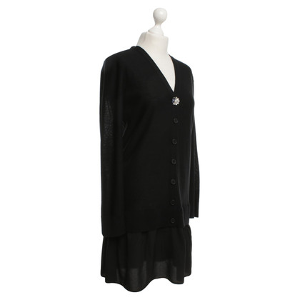 Sonia Rykiel Knit dress in black