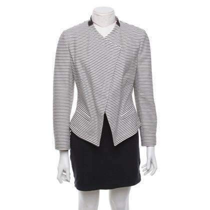 Windsor Jacket with stripes