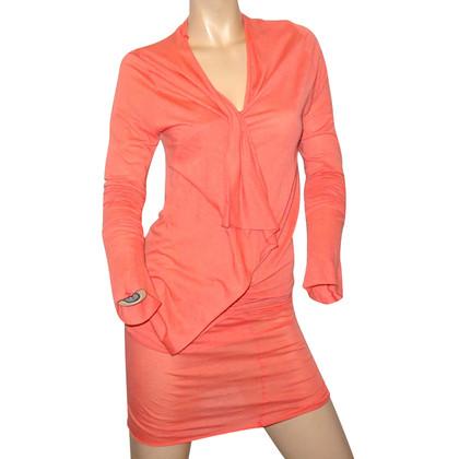 Humanoid Perzik kleur jurk