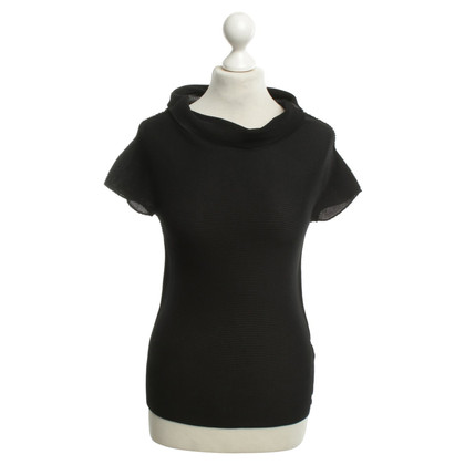 Issey Miyake Camicia in Black