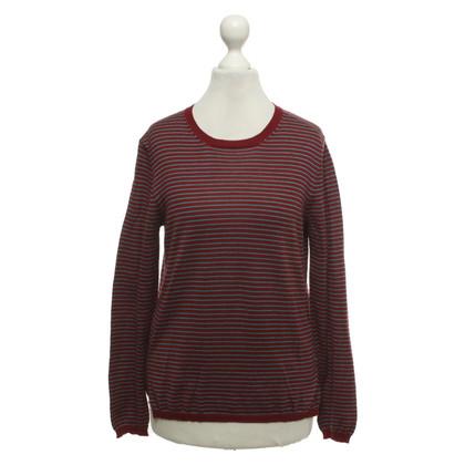 Prada Sweater met gestreept patroon