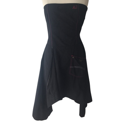 Armani Jeans Strapless dress