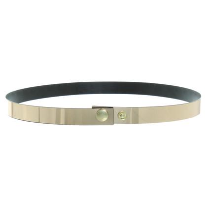 kaviar gauche metallic belt midi second hand kaviar gauche metallic belt midi gebraucht kaufen. Black Bedroom Furniture Sets. Home Design Ideas