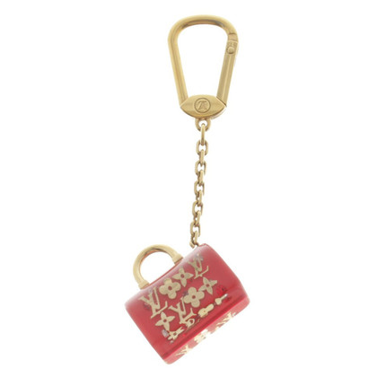 Louis Vuitton Key pendant with bag