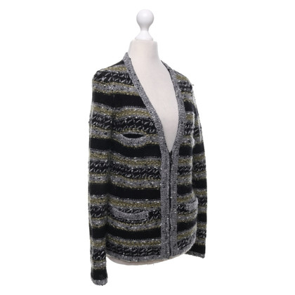 Rag & Bone Cardigan con motivo a righe