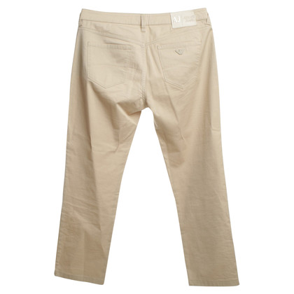 Armani Jeans Jeans en Beige