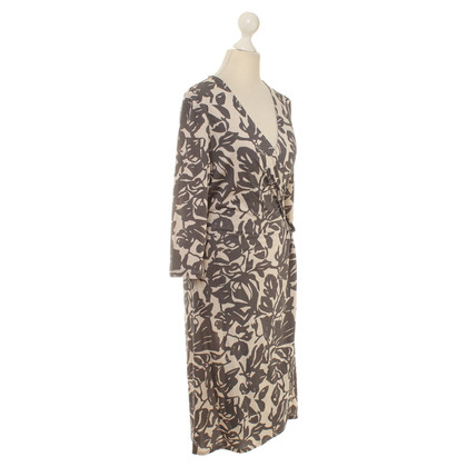 Noa Noa Print wrap dress