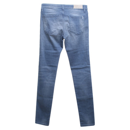 Iro Jeans in a stone-washed look