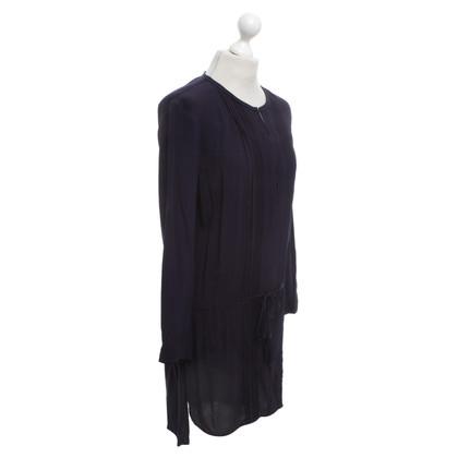 Diane von Furstenberg Midi-Kleid in Violett
