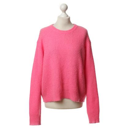 Alexander Wang Sweater in neon pink