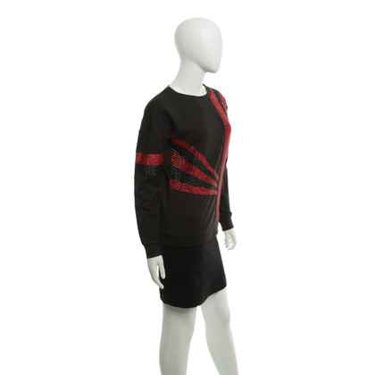 P.A.R.O.S.H. Sweater with sequin trim