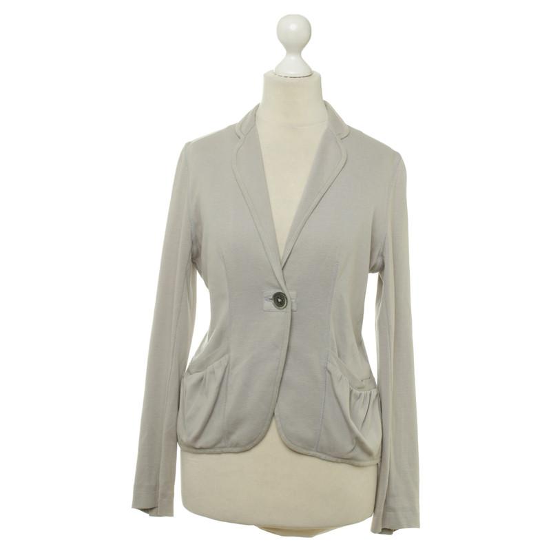 joe taft jersey blazer in grau second hand joe taft jersey blazer in grau gebraucht kaufen f r. Black Bedroom Furniture Sets. Home Design Ideas