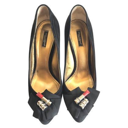 Dolce & Gabbana pumps suède