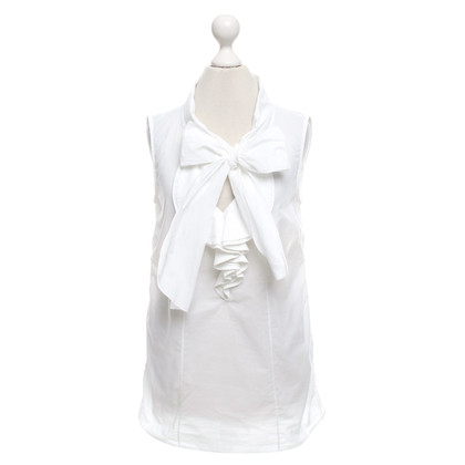 Marni top in white