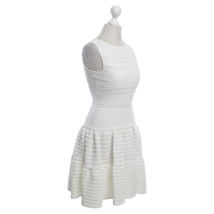 Alaïa Dress in cream white