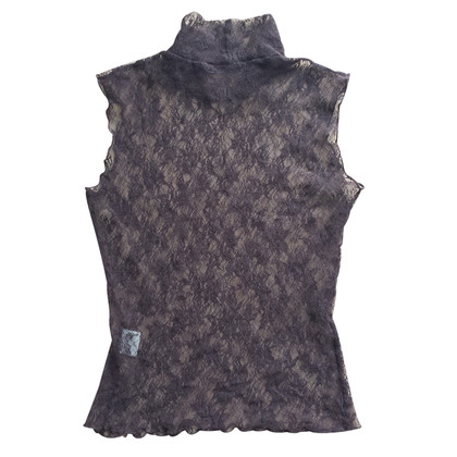Alexander McQueen top with tip