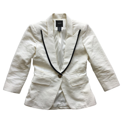 Smythe White blazer