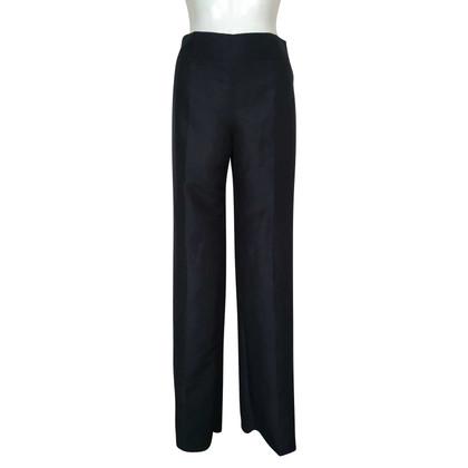 Armani Collezioni Pantaloni in nero