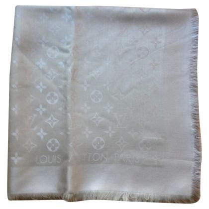 Louis Vuitton Monogram-Tuch in Beige