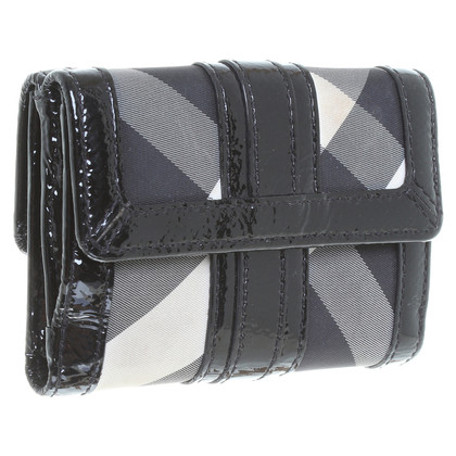 Burberry Portemonnee Nova check patroon