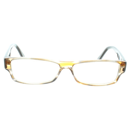 Armani Brille in Braun
