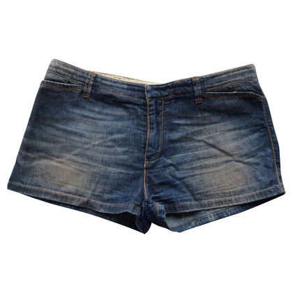 Ermanno Scervino shorts in denim