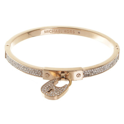 Michael Kors Bracelet in Rosé gold colors