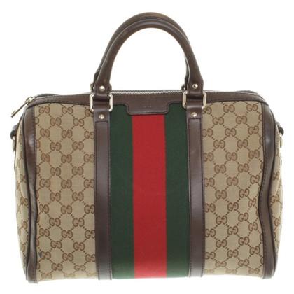 Gucci Hand bag with logo print