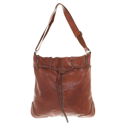 Campomaggi Tote Bag in Brown