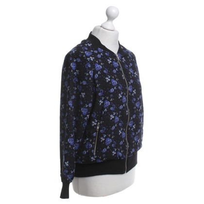 Rika Jacket with floral print