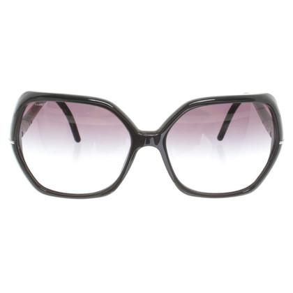 Burberry Occhiali da sole rettangolari