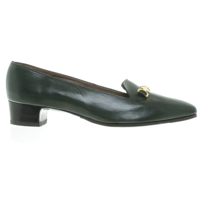 Bally Pumps aus Leder