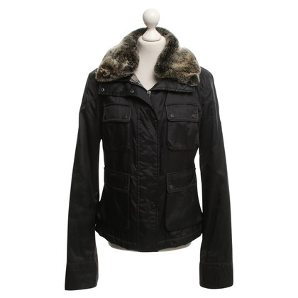 Belstaff Outdoor jacket in black