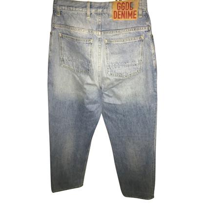 Golden Goose High-Waist-Jeans