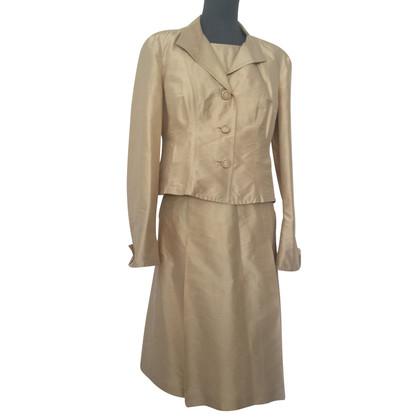 St. Emile silk dress