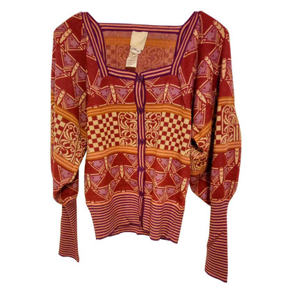 Anna Sui Multi-colored cardigan