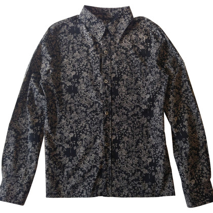 A.P.C. Blouse with floral print