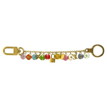 """Louis Vuitton """"Pastilles Key Chain"""""""