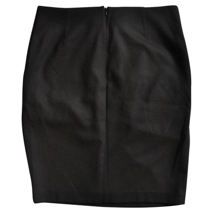 Stefanel skirt with fold down