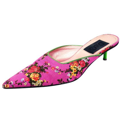 Dolce & Gabbana Multicolored mules