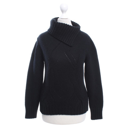 Malo Knitted sweater made of cashmere