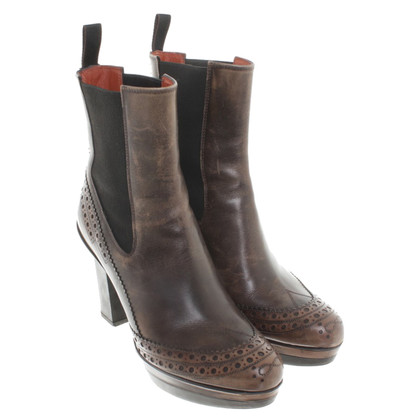Other Designer Santoni - Budapest ankle boots