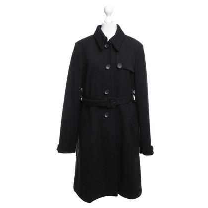 Twin-Set Simona Barbieri Coat in zwart