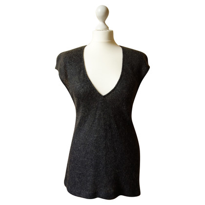 Patrizia Pepe Tank top in anthracite